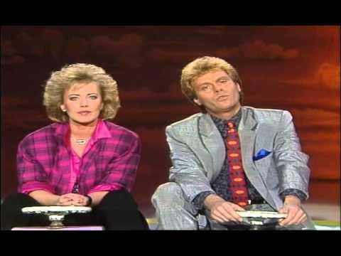 Siw Inger & Tony Holiday - Liebe Ist 1985