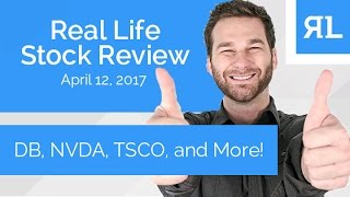 Real Life Stock Review April 12th, 2017