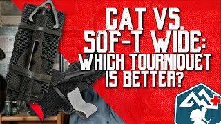CAT vs. SOF-T Wide: Which Tourniquet is Better?