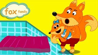 Fox Family and Friends cartoon for kids compilation of best full episodes #768
