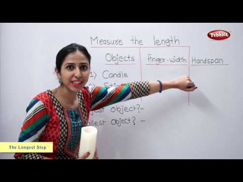 How to Measure Length | Maths For Class 2 | Maths Basics For CBSE Children
