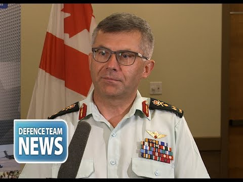 Defence Team News Minute - Commander of the Army Lieutenant General Paul Wynnyk