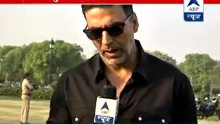 ABP NEWS EXCLUSIVE ll Akshay Kumar reveals the corruption inside Bollywood award function