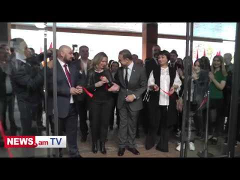 Երևանում բացվեցին զբոսաշրջությանը և սպորտին նվիրված «In Tour Expo» և «SportWay» ցուցահանդեսները