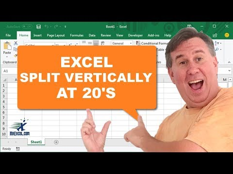 excel 2013 split cells horizontally how to split cells in excel text columns flash fill and. Black Bedroom Furniture Sets. Home Design Ideas