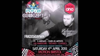 Live Set | Fracus & Darwin @ HTID Concept | 04.04.15.