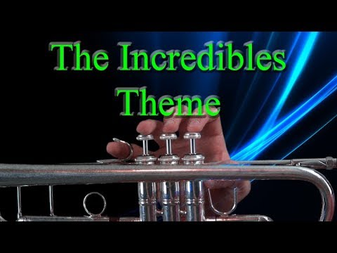 How to play The Incredibles Theme on Trumpet