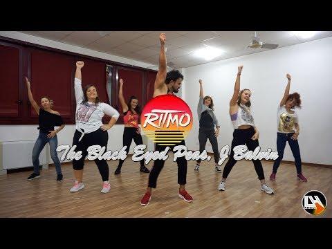 Ritmo - The Black Eyed Peas, J Balvin by Lessier Herrera Zumba