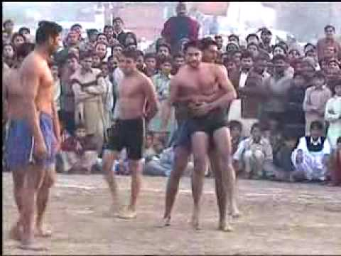 Kabbadi 2010 in M.B.Din by Sahab Part 07
