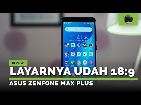 REVIEW ASUS ZENFONE MAX PLUS INDONESIA!
