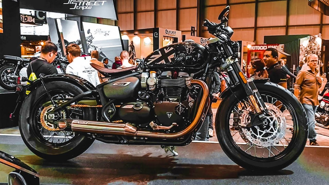 The 8 Best Retro Style Bobber Motorcycles of 2021