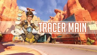 Overwatch - Kabaji Dominating as Tracer