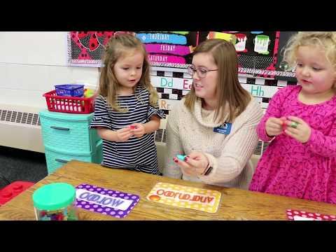 Jenison Christian School Early Childhood Video