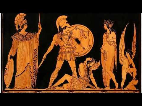 [Ежи Сармат] Древнегреческое искусство
