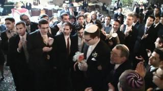 Jewish wedding music band Shir Soul plays The Badekin at The Atrium