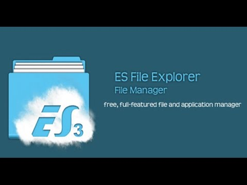Hindi How To Hide Any File Es File Explorer Manager