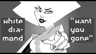 White Diamond Want You Gone Animatic