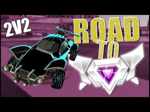 NUOVA SERIE: ROAD TO SUPERSONIC LEGEND [#1] - Rocket League DOPPIO ITA