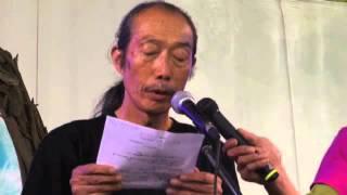 いのちの祭り2012_いのちの宣言