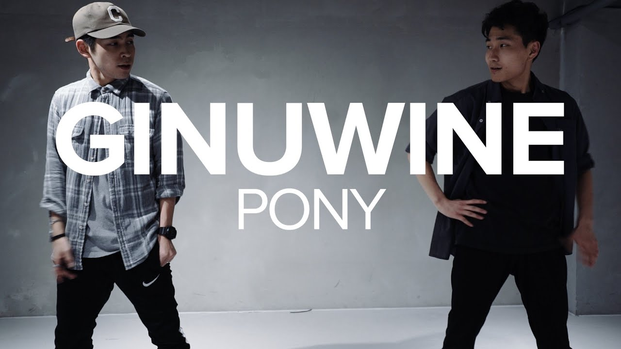 Ginuwine - Pony  / Hanzo Cha Choreography #1