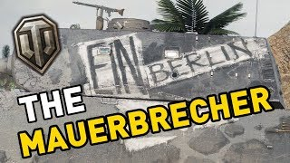 World of Tanks || MAUERBRECHER - Tank Review