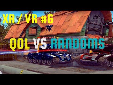 Qol Vs Randoms | XR/VR #6