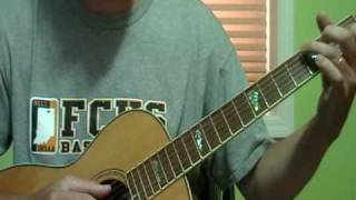 Big Bill Broonzy Lesson - The Glory of Love/Part 1
