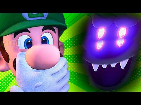 СУПЕР МАРИО ЛУИДЖИ МЕНШН  #4 мультик игра для детей Детский летсплей на СПТВ Luigi Mansion 3 jpg
