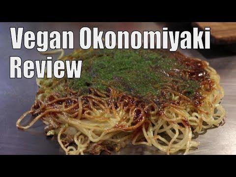 Review | Vegan Okonomiyaki in Hiroshima