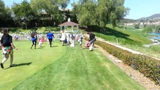 Wood Ranch Golf Club Easter egg hunt.