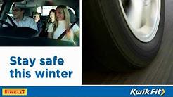 Kwik Fit - Winter Tyres Vs Summer Tyres