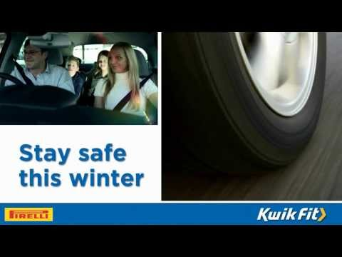Kwik Fit - Winter Tyres Vs Summer Tyres