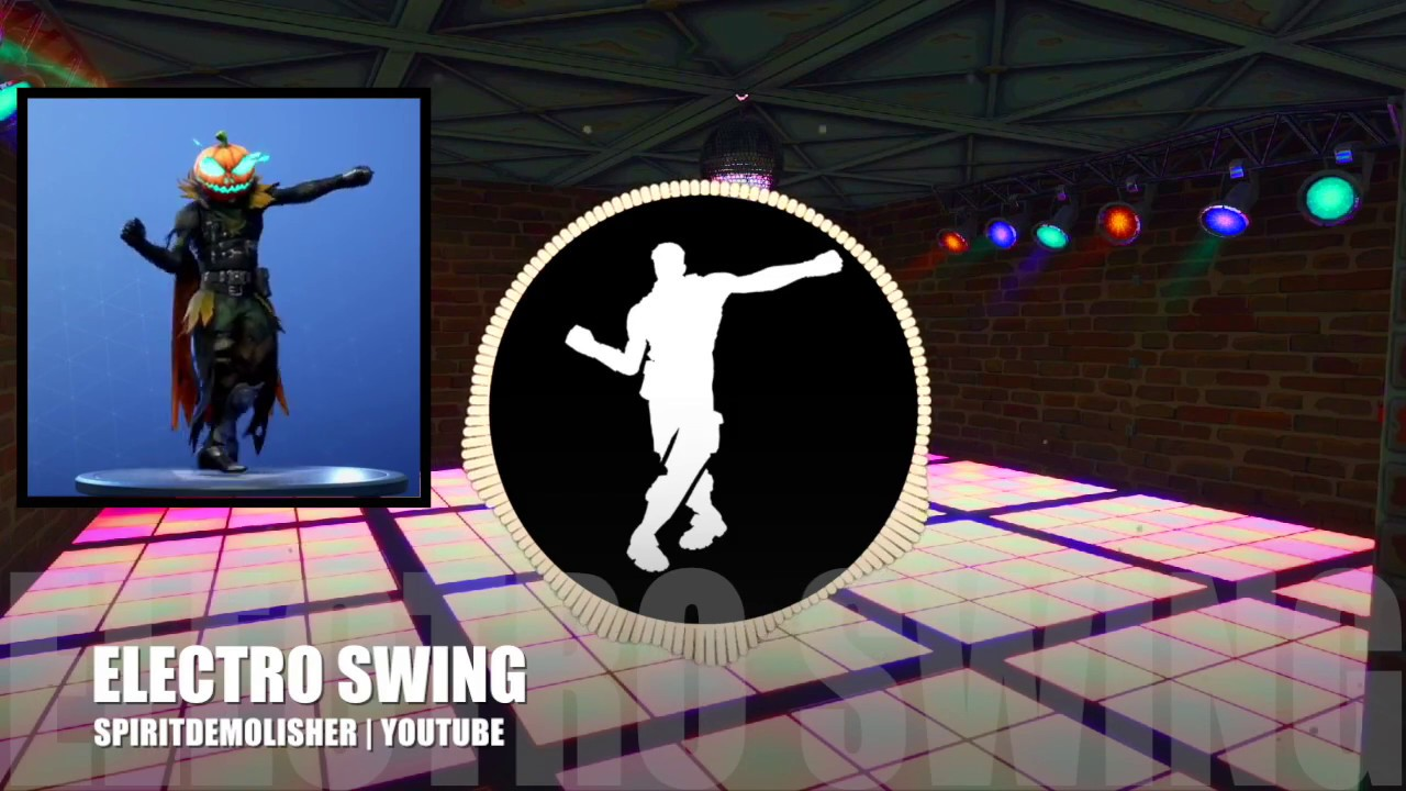Fortnite Electro Swing Emote Download Sound Mp3 And Mp4 New