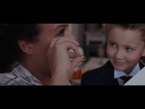 Emotional Speech of a young boy on his Mothers Wedding | Erika & Andy | Riverside Marquee Bray