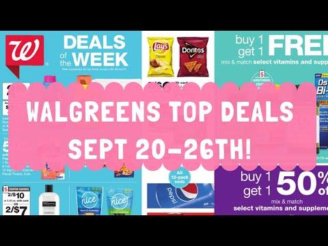 Walgreens Couponing Top Deals| Cheap Snacks, Nexxus, Ajax & More| Krys The Maximizer