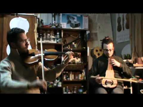 lira calabrese e violino Montegiordano (cs)
