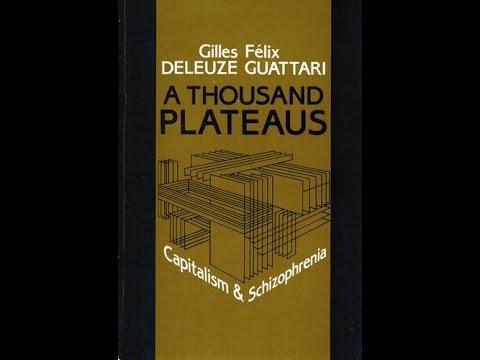 Deleuze & Guattari: A Thousand Plateaus (1)- Rhizome - YouTube