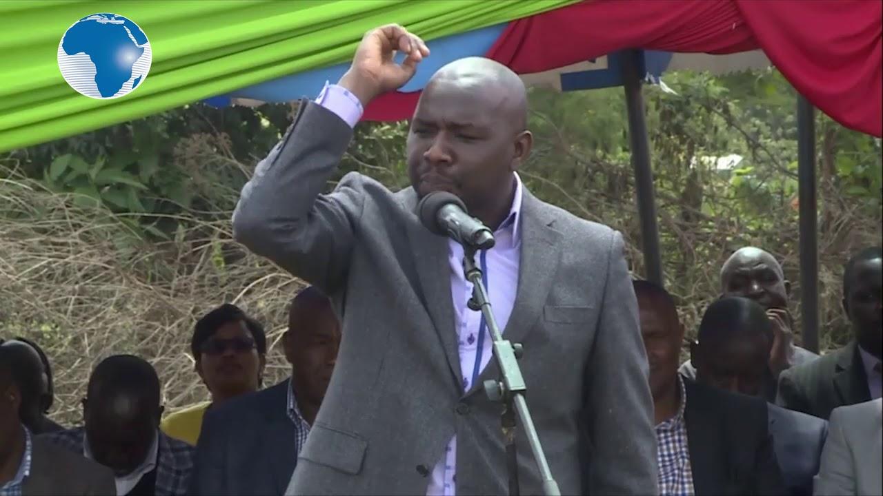 Uhuru Kenyatta endorsed William Ruto long time ago - Senator Murkomen