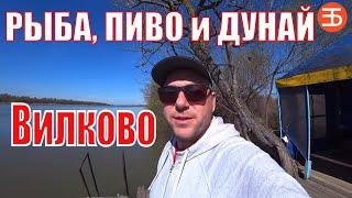 Куда поехать? Рыбалка на Дунае. Отдых в Вилково. Рыба, пиво и природа.