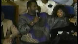 BeBe Winans - Walking In Jerusalem/You Know And Know