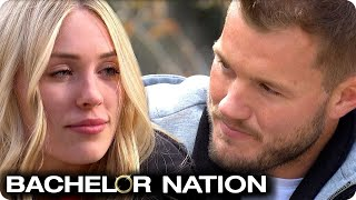 Colton Confronts Cassie Over Her True Intentions | The Bachelor US