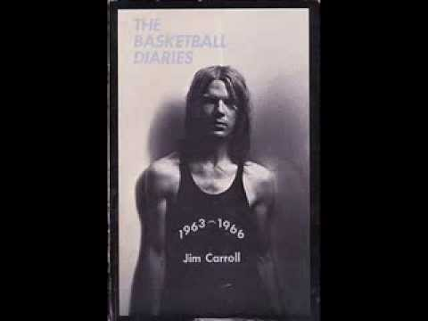 Jim Carroll - An excerpt from The Basketball Diaries about Bobby