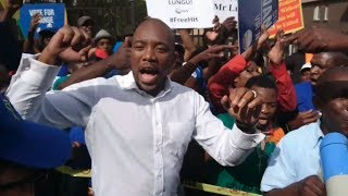 Maimane demands answers after being deported from Zambia