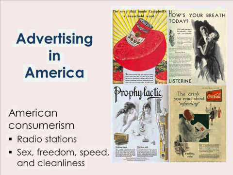 1920s Post-War America: Cultural and Economic Boom Years