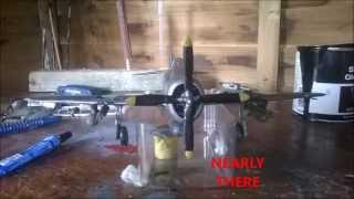 ACADEMY P47D NOSE ART 1/48 BUILD REVIEW