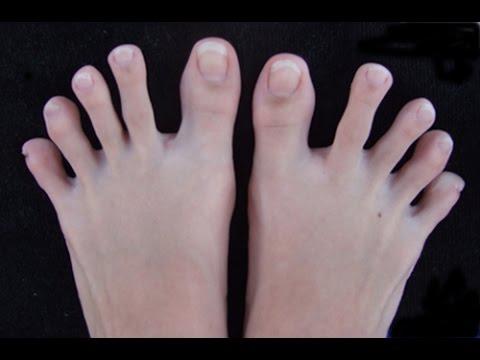 dedos de los pies y putas