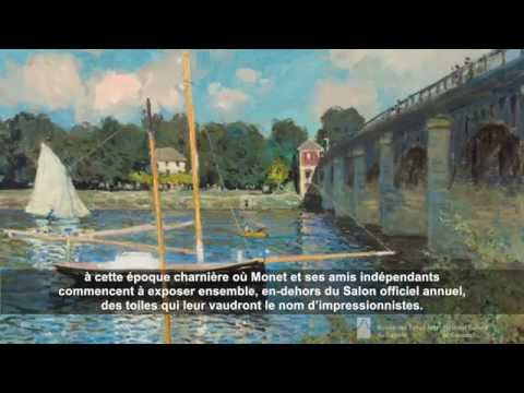 Monet : Un pont vers la modernité — introduction