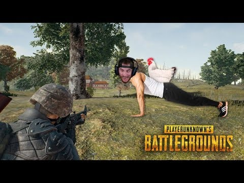 Flubbing Ya Dub To a Chicken Dinner|| Exercise Punishment Day 16 || PlayerUnknown's Battlegrounds