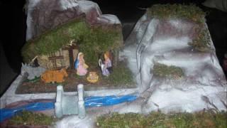Fabrication De Crèche De Noël