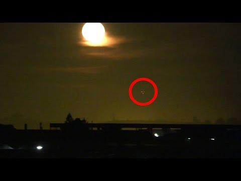 Blown Away! Netherlands HD UFO Video! Sacramento UFO VANISHED On Camera 2016